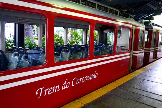 Trem do Corcovado