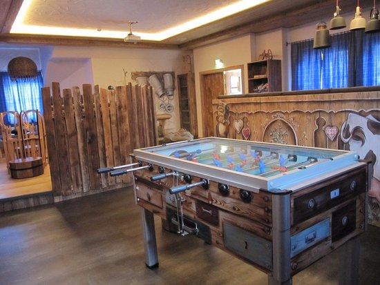 Hermagor, Austria: area gioco