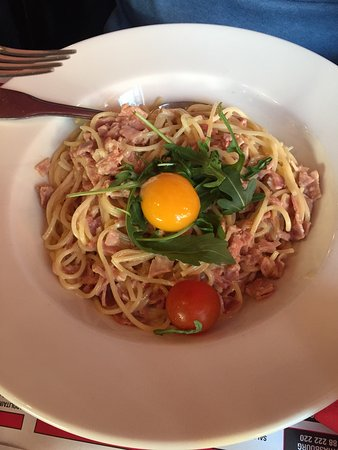 La Piazza: Все очень вкусно !!!