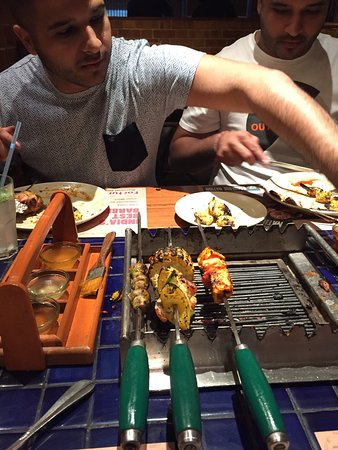 The Barbeque Nation