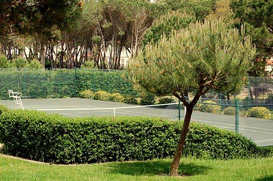 Amoreira, Πορτογαλία: Tennis Academy