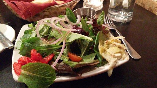 La Fufi - Caffe Milano: The House Salad