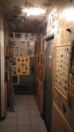 Esvres, France: Quelques photos de ce bistrot hors normes