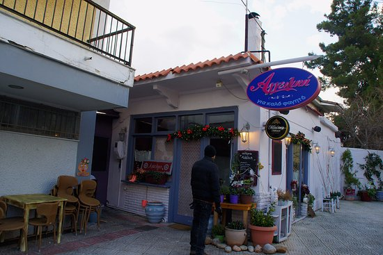 Taverna Aggeliki: ζεστο και παρειίστικο στυλ