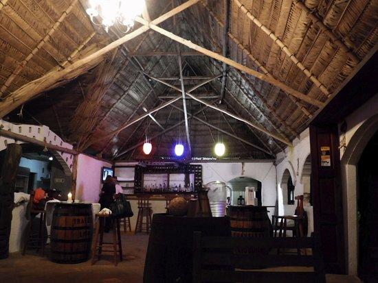 Belmopan, Belize: Dinning room