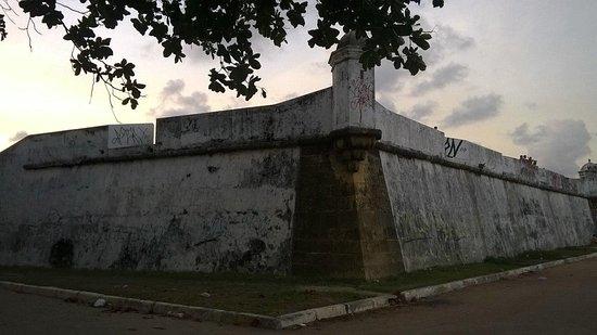 Fortaleza de Nossa Senhora dos Prazeres (Forte de Pau Amarelo)