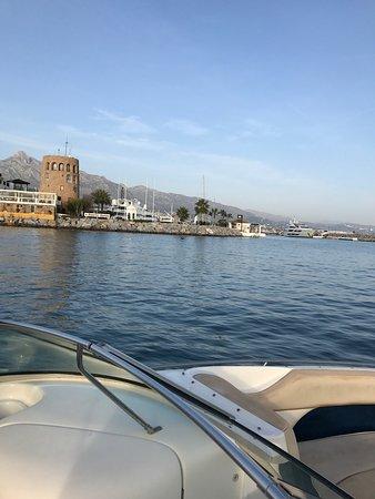Monkey Boat Marbella