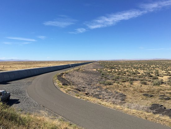 Richland, WA: LIGO arm