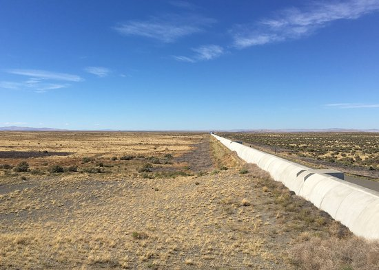 Richland, WA: LIGO arm