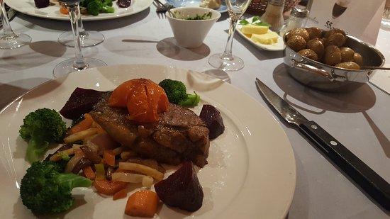 Horning, Denmark: Super god mad 😊. og god betjening 😊.  Ikke sidste gang vi er her 😊
