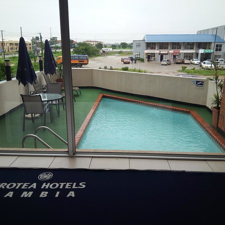 Protea Hotel by Marriott Lusaka Tower: IMG_20170121_133218_906_large.jpg