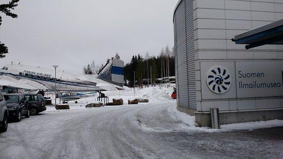Finnish aviation museum in Vantaa