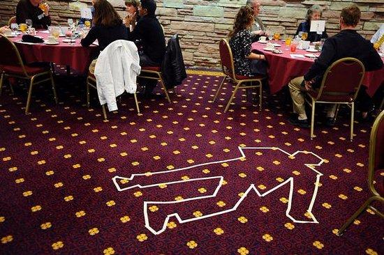 The Dinner Detective Interactive Murder Mystery Dinner Show Philadelphia