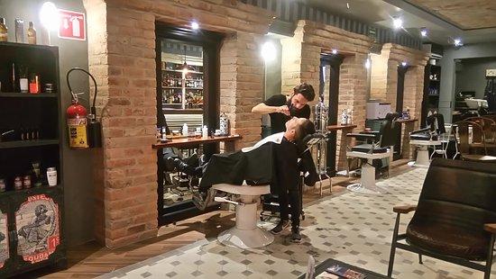 Barber & Booze