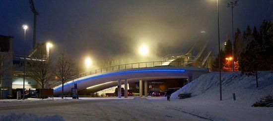 Lahti, Finland: Uutta lunta