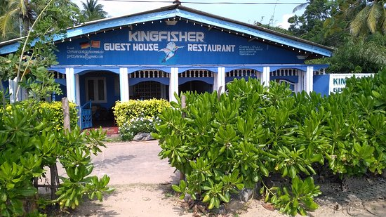 Kingfisher Guest House and Restaurant Photo