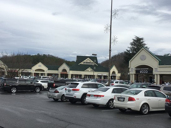 outlet mall pigeon forge tn