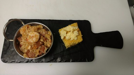 Berkeley Springs, Virginia Occidentale: Jambalaya Special