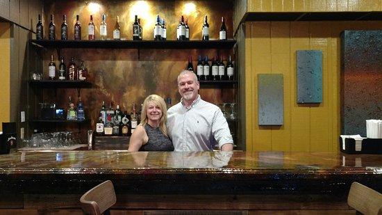Berkeley Springs, WV: Owners Irv & Laurah