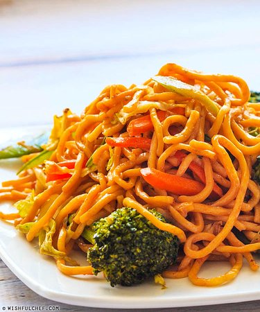 Glenview, IL: Vegetable Lo Mein