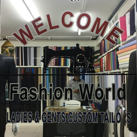 ‪Fashion World Tailor Kamala‬