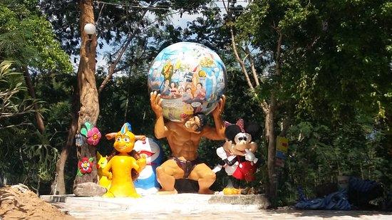 Wat Pa Thamma Utthayan照片