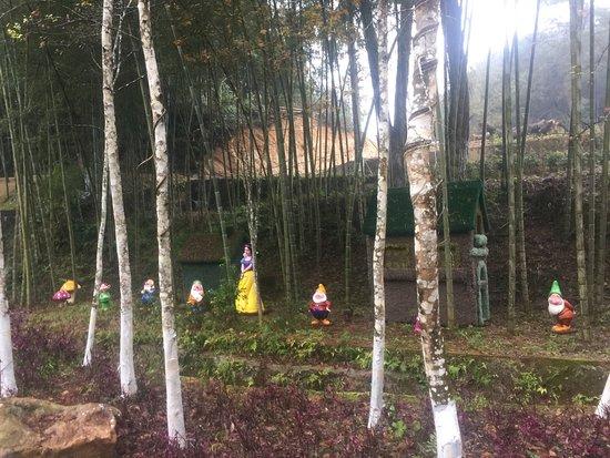Shaoguan, Kína: 環境清幽,空氣負離子含量超標,絕對值得一遊