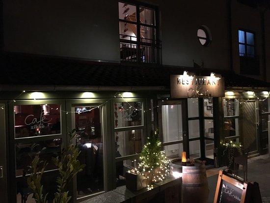 Bad Doberan, Alemania: Cafe Zikke