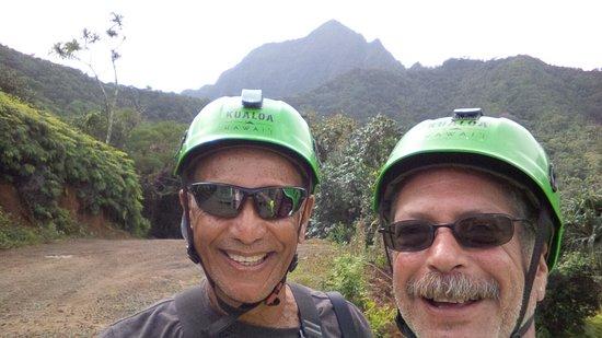 Kaneohe, Havaí: Me and Lani