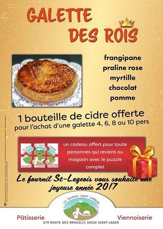 Saint-Lager, Frankreich: Le Fournil Saint Lageois