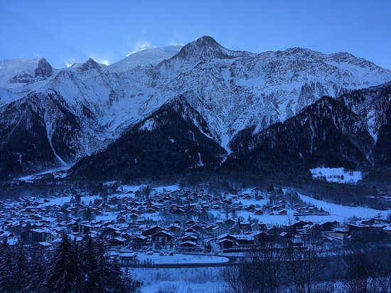 Les Houches, France: photo1.jpg