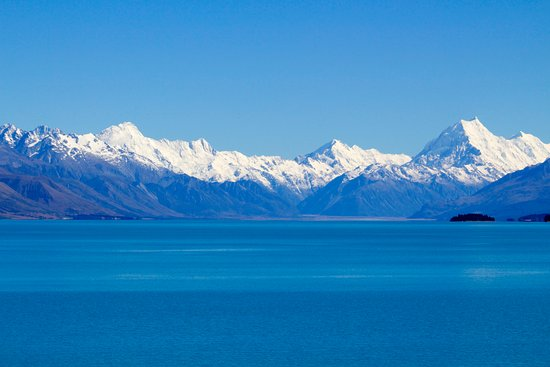 Aoraki Mount Cook National Park (Te Wahipounamu), New Zealand: Mount Cook Nationalpark