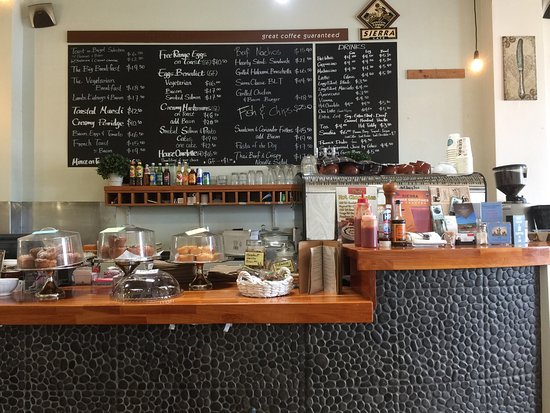 Ellerslie, New Zealand: Sierra Cafe