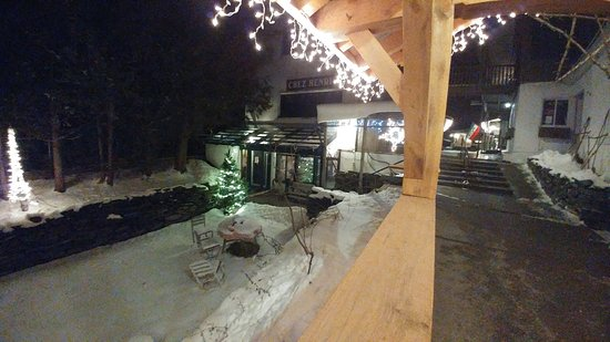 Warren, VT: Chez Henri