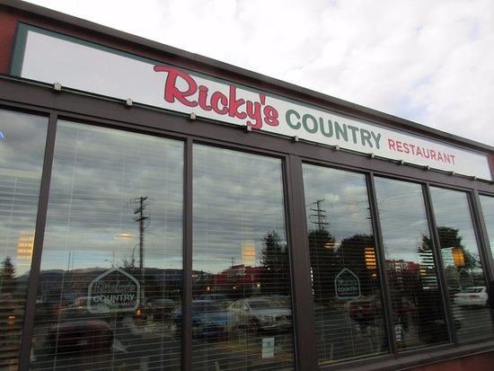 Maple Ridge, Canadá: Logo & Signage