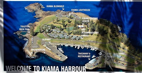 Kiama, Australia: HARBOUR PRECINCT