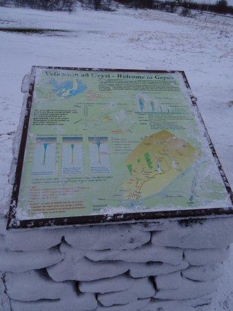 Selfoss, Islandia: map