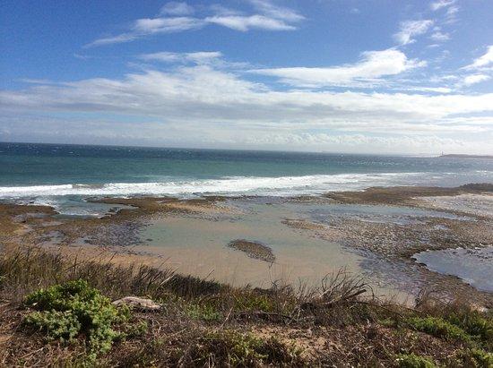 Portsea, Australia: More coastline at Fort Nepean