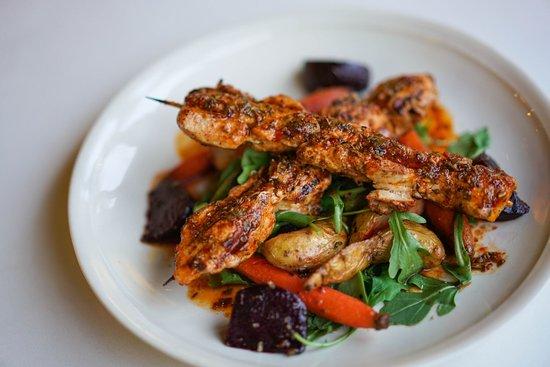 Tarla Mediterranean Bar & Grill: chicken kebab