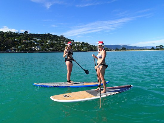 Nelson, New Zealand: Awesome paddling for all