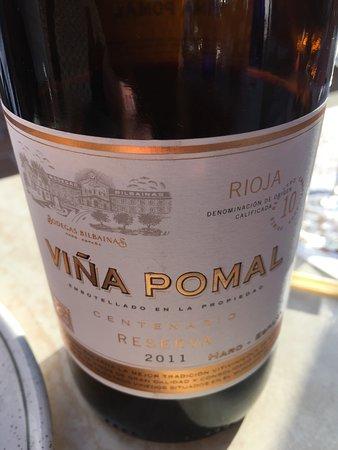 Can Pedro: Gott vin, kan verkligen rekommendera detta till kött.