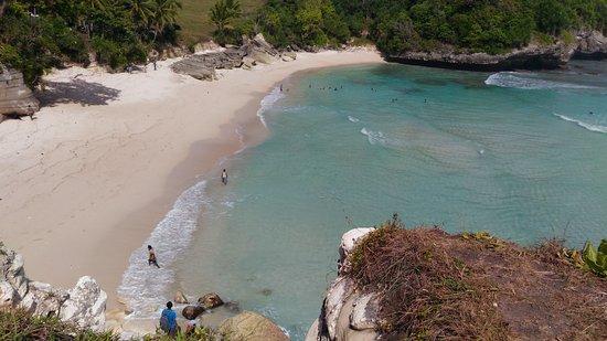 Watu Bela Beach