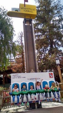 Buena Park, Californië: Woodstock's Airmail