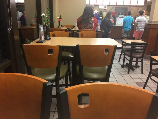 Tifton, GA: Variety of SEATING TYPES