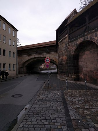 City Walls of Nuremberg