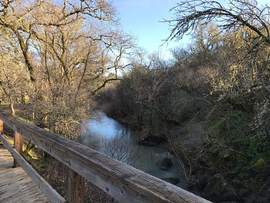 Ukiah, كاليفورنيا: Low Gap Park