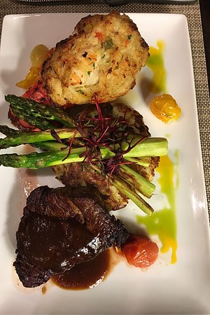 Old Saybrook, CT: Wonderful food.  Great atmosphere