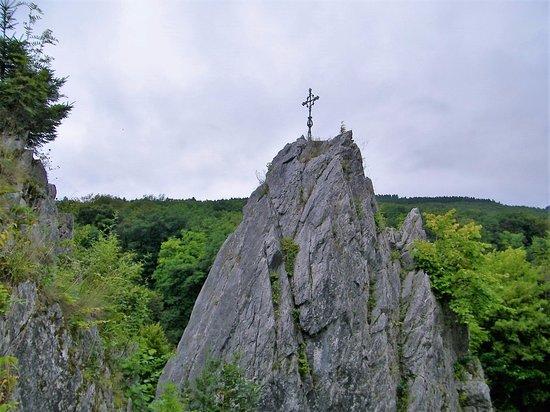 Warstein, Germany: Op het terrein van de Bilsteinhöhle