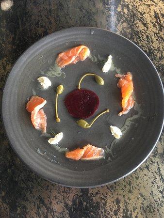 Balmain, Avustralya: Sugar Cured Salmon