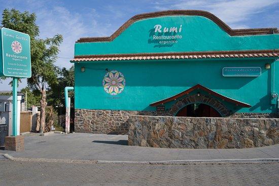 Rumi Garden: Front